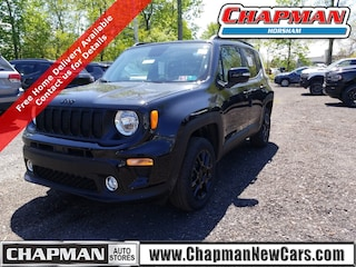 New 2020 Jeep Renegade ALTITUDE 4X4 Sport Utility in Horsham PA