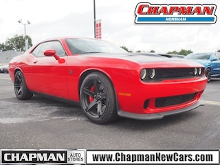 New 2018 Dodge Challenger SRT HELLCAT Coupe in Horsham PA