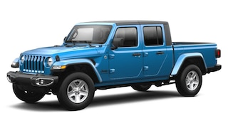 New 2021 Jeep Gladiator SPORT S 4X4 Crew Cab in Horsham PA