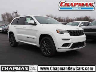 New 2019 Jeep Grand Cherokee HIGH ALTITUDE 4X4 Sport Utility in Horsham PA