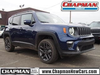New 2019 Jeep Renegade HIGH ALTITUDE 4X4 Sport Utility in Horsham PA