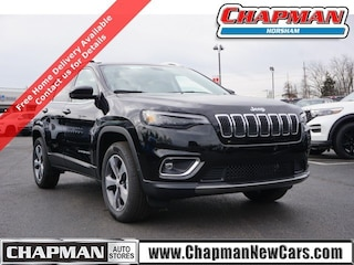 New 2020 Jeep Cherokee LIMITED 4X4 Sport Utility in Horsham PA