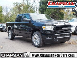 New 2019 Ram 1500 BIG HORN / LONE STAR CREW CAB 4X4 5'7 BOX Crew Cab in Horsham PA