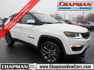 New 2020 Jeep Compass HIGH ALTITUDE 4X4 Sport Utility in Horsham PA