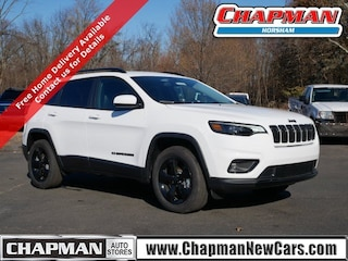 New 2020 Jeep Cherokee ALTITUDE 4X4 Sport Utility in Horsham PA