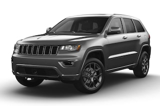 New 2021 Jeep Grand Cherokee 80TH ANNIVERSARY 4X4 Sport Utility in Horsham PA
