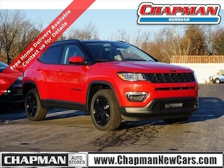 New 2020 Jeep Compass ALTITUDE 4X4 Sport Utility in Horsham PA