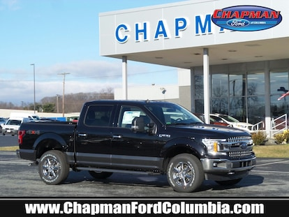 Chapman Ford Columbia >> New 2019 Ford F 150 For Sale At Chapman Columbia Pa Vin