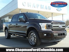 2019 Ford F-150 4X4 SUPERCREW 145 Truck SuperCrew Cab