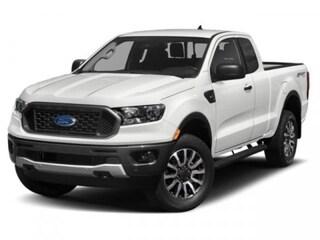 2021 Ford Ranger XLT Truck SuperCab