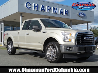 Chapman Ford Columbia >> Used 2017 Ford F 150 For Sale At Chapman Eht Nj Vin