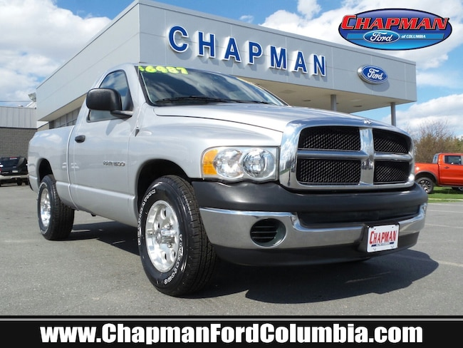 2003 Dodge Ram 1500 ST Truck Regular Cab