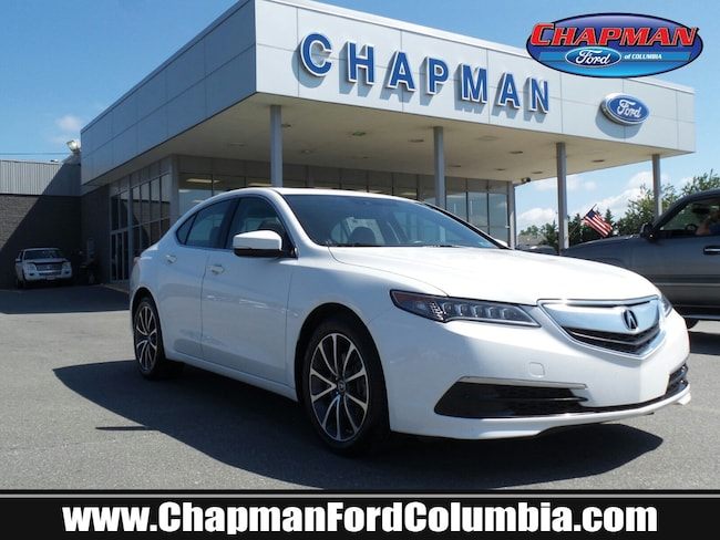 2016 Acura TLX TLX 3.5 V-6 9-AT SH-AWD with Technology Package Sedan