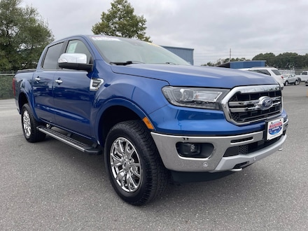 2019 Ford Ranger Truck SuperCrew