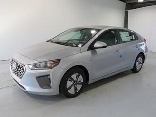 2020 Hyundai Ioniq Hybrid Blue Hatchback