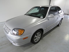 2003 Hyundai Accent GL Hatchback