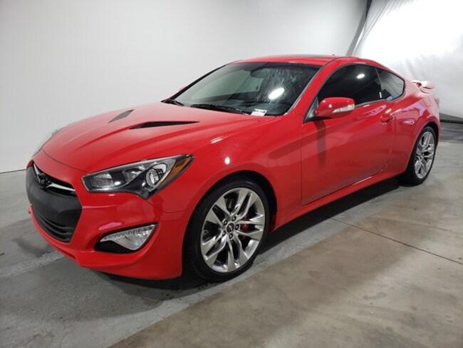2014 Hyundai Genesis Coupe 3.8 Coupe