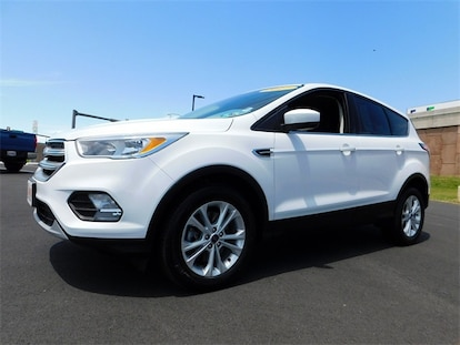 Used 2017 Ford Escape For Sale at Chapman Ford Lancaster, PA