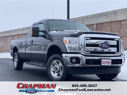 2015 Ford F-250SD XLT Truck Super Cab