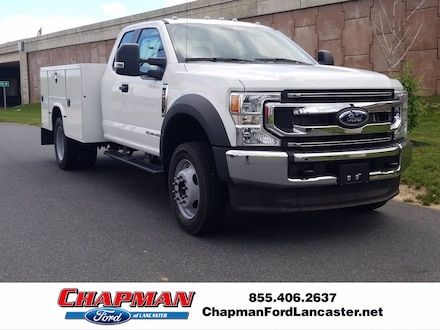 2021 Ford F-550 Chassis XL Truck Super Cab