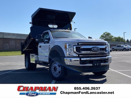 2021 Ford F-550 Chassis XL Truck Regular Cab