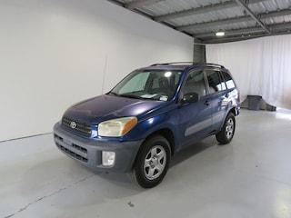 2002 Toyota Base SUV