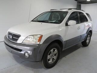 2005 Kia Sorento SUV