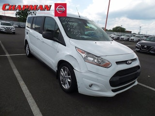 2014 Ford Transit Connect XLT w/Rear Liftgate Wagon