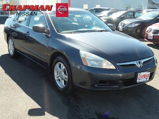 2007 Honda Accord 2.4 EX Sedan