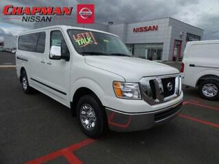 2020 Nissan NV Passenger NV3500 HD SV V6 Van Passenger Van