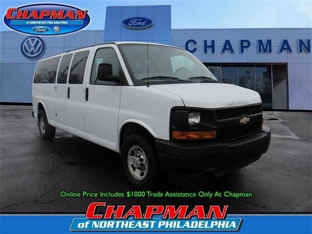 2010 Chevrolet Express 3500 LS Minivan/Van
