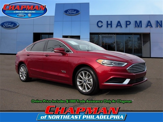 Used 2018 Ford Fusion Energi For Sale at Chapman EHT, NJ