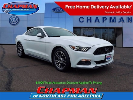 2016 Ford Mustang Ecoboost Coupe