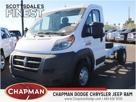 2019 Ram ProMaster 3500 CHASSIS CAB 136 WB / 81 CA Chassis