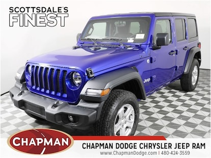 New 2019 Jeep Wrangler For Sale at Chapman Dodge Chrysler Jeep | VIN