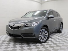 2014 Acura MDX 3.5L Technology Package (A6) SUV