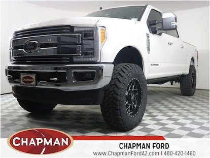 Chapman Ford Scottsdale >> New 2019 Ford F 250 For Sale At Chapman Ford Vin