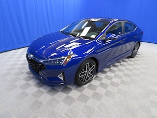 2020 Hyundai Elantra Sport Sedan