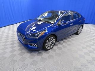 2020 Hyundai Accent Limited Sedan