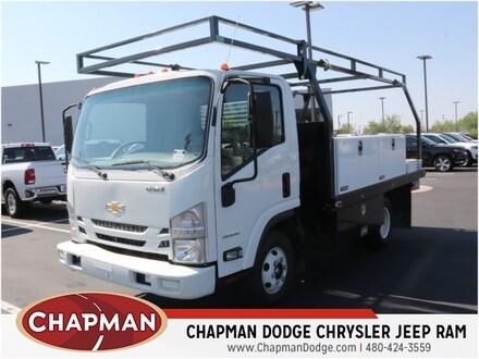2018 Chevrolet 3500 LCF Gas Truck Regular Cab