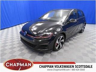 2019 Volkswagen Golf GTI 2.0T Hatchback