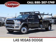 2019 Ram 5500 Chassis Cab 5500 TRADESMAN CHASSIS CREW CAB 4X2 197.4 WB Crew Cab