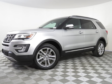 2017 Ford Explorer Limited SUV AWD