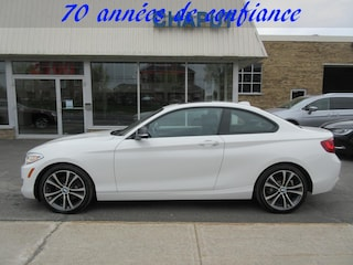 2014 BMW 2 Series 228i 8 MAGS+8 PNEUS Coupe