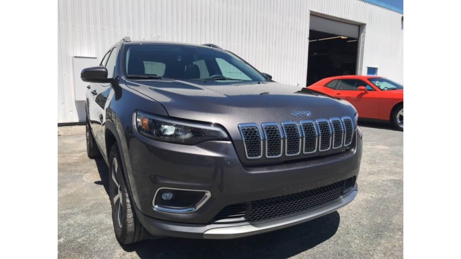 New 2019 Jeep New Cherokee For Sale At Chaput Automobile Inc Vin