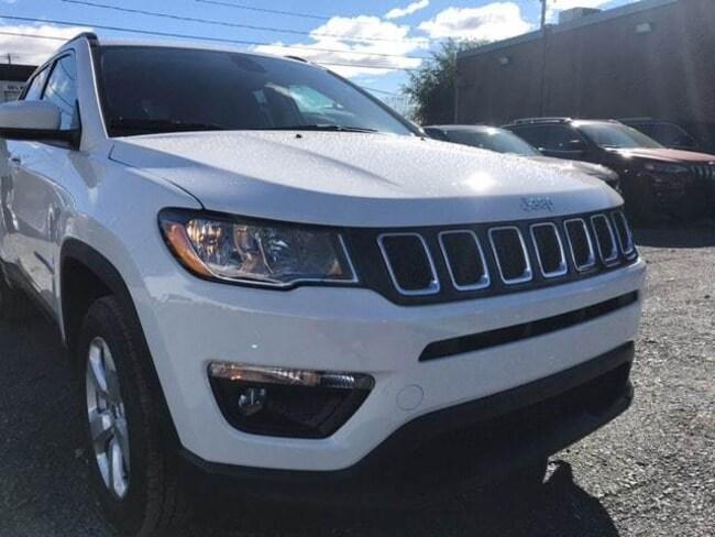 2019 Jeep Compass North SUV