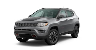 New 2020 Jeep Compass TRAILHAWK 4X4 Sport Utility For Sale Dickinson ND