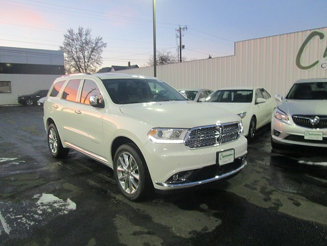 New 2019 Dodge Durango CITADEL AWD Sport Utility For Sale/Lease Dickinson, ND