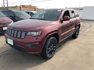 New 2019 Jeep Grand Cherokee ALTITUDE 4X4 Sport Utility For Sale Dickinson ND
