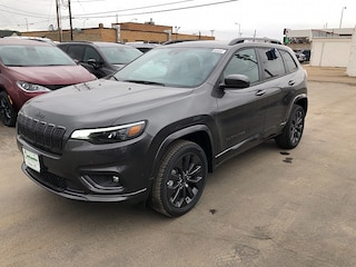 New 2019 Jeep Cherokee HIGH ALTITUDE 4X4 Sport Utility For Sale Dickinson ND